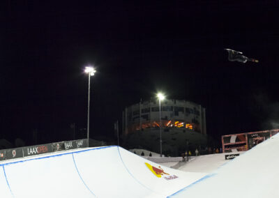 LAAX OPEN 2021 – FIS Snowboard world Cup