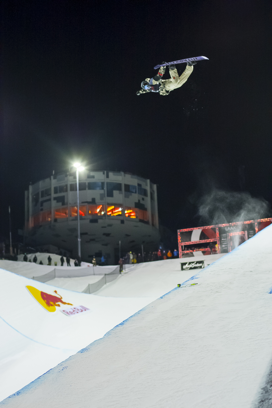 Andre Höflich - Switch Backside Air - Laax Open 2021
