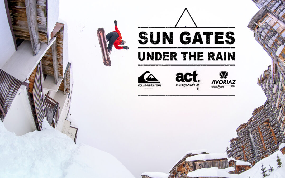 SUN GATES UNDER THE RAIN – Short report