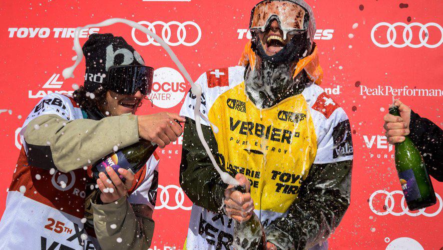 Victor De Le Rue – Champion du monde de Freeride – FWT 2021