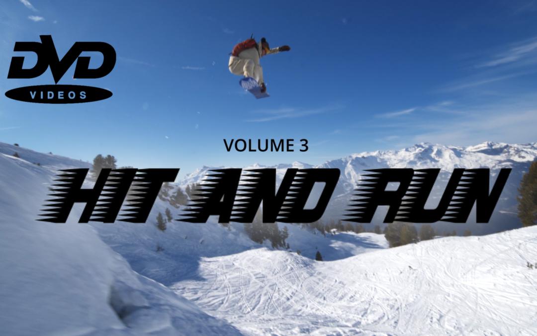 DVD Videos – Volume III – HIT AND RUN